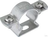 Fränkische Bügelschelle VDE 0605, 4456 ASG-E 50mm alu