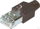 EFB-Elektronik RJ45-Stecker Hirose,TM11 schwarz H7540.4-1