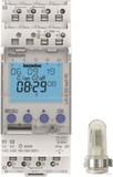 Theben Dämmerungsschalter mit Aufbaulichtsensor LUNA 122 top3 RC AL