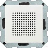 Gira 228203 Lautsprecher Unterputz Radio System 55 Reinweiß glänzend