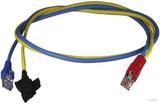 Homeway HW-Y-Kabel4 LAN/TAE 1,0m bl/ge HCAHNG-B2404-A010