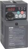 Mitsubishi Electric Frequenzumrichter 0,75kW 2,2A 3x480V FR-D740-022SC-EC
