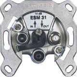 Kathrein BK-Modem-Steckdose Durchgangsd. breitban ESM 31