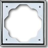 Busch-Jaeger Rahmen 1-fach chrom 1721-726