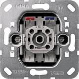 Gira 015000 Wipptaster mit N Klemme Einsatz