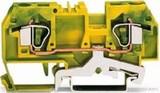 WAGO Schutzleiterklemme gn/ge 0,2-6qmm 282-907