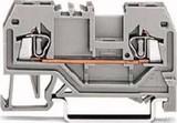 WAGO Durchgangsklemme grau 0,08-1,5qmm 279-901