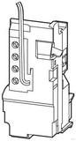 eaton Arbeitsstromauslöser NZM4-XA208-250AC/DC
