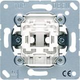 Jung Taster 10AX 250V 1-polig Schließer 531 U