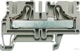 Weidmüller Durchgangsklemme 64,5x8,1x40mm PDU 6/10