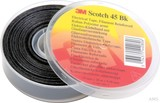 3M Glasf-Polyest-Isolierband 19mmx20m,sw, glasf. Scotch 45 19x20 bk