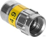 Kreiling Tech. F-Kompr. Self Install-Steck 7mm, 4,9 Dielek. ge F7-49 KRSELF INSTALL