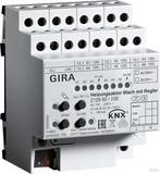 Gira Heizungsaktor 6-fach basic REG PLUS 212900