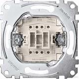 Merten Taster-Einsatz 1W 1-polig 10A 250V MEG3156-0000