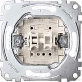 Merten Rollladenschalter-Einsatz 1-polig 10A 250VAC MEG3715-0000