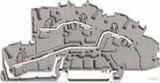 WAGO Installations-Etagenklemme TS 35 2003-7642