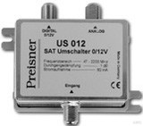 Preisner Televes US-012 0/12Volt Relais für Set-Top-Box i