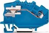 WAGO Trennklemme 0,08-2,5mmq blau 780-613
