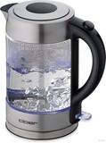 Cloer Glas-Wasserkocher bel. 1,7L 4429 eds