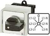 Eaton Instrumenten-Umschalter mit 0-Stellung T0-3-8007/IVS