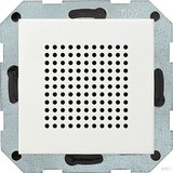 Gira 228227 Lautsprecher Unterputz Radio System 55 Reinweiß matt