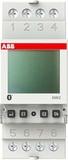 ABB Wochen-Zeitschaltuhr 2-Kanal Bluetooth DW 2