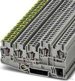 Phoenix Contact Initiatoren-/Aktorenklemme STIO 2,5/4-PE/2B/L