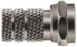 Triax F-Aufdrehstecker Kabeldurchm. ca. 6,1mm SFC 061