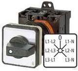Eaton Instrumenten-Umschalter mit 0-Stellung T0-3-8007/Z
