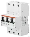 ABB Stotz Haupleitungsschutzschalter 50A E 25kA 3x1P S751/3DR-E50