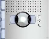 Legrand BTicino Frontblende AV Weitwinkel, Allmetal 351301
