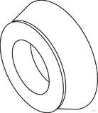 HKL D-Ring-Passeinsatz Größe E33 D III 274/50