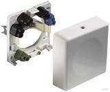 ABL Sursum Geräte-Anschlußdose cremeweiß (ws) UP 2505210