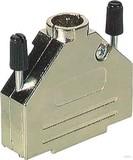 EFB-Elektronik Vollmetallhaube für D-Stecker 29446.1