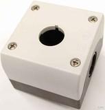 Eaton / Möller Aufbaugehäuse für 1 Taster 22mm M22-I1
