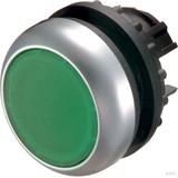 Eaton / Möller Leuchtdrucktaste flach,grün,blanko M22-DL-G