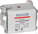 Mersen Sicherungseinsatz aR Gr. 71 AC1250V 200A PC71UD13C200TF (3 Stück)