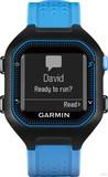 Garmin GPS-Trainingspartner Forerunner 25L sw/bl