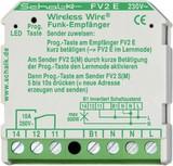 Schalk Funk-Empfänger 10A 230V AC(UP) FV2 E