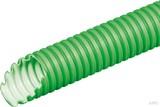 Fränkische Kunststoffisolierrohr 25,0x18,6mm gewellt FBY-EL-F 25mm gn (50 Meter)