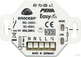 Peha Funk Dimmempfänger 1 Kanal UP D 451 FU-EBI O. T.