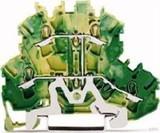 WAGO Doppelstockklemme 4-Leiter 2002-2207