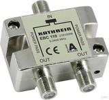 Kathrein F-Verteiler 2-fach 5-2400 MHz EBC 110