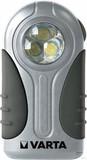 Varta Taschenlampe m.Batt. 3xMicro LED Silver Light3AAA