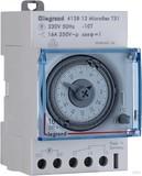 Legrand BTicino Tagesschaltuhr sync. 230V 50Hz MicroRex T31/412812