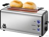 Unold 38915 Dopp.Langschlitz-Toaster edelstahl