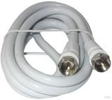 Kreiling Tech. F-Anschlusskabel SM 75 dB F75/ 1,5m ws