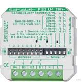 Schalk Funk-Sender UP 4-Kanal FS3 U4 230VAC