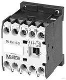 Eaton / Möller Leistungsschütz AC-3/400V:4kW 3p DC DILEM-01-G(24VDC)