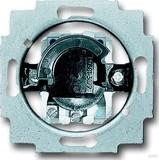 Busch-Jaeger Einsatz cremeweiß (cws) Schlüsselschalter 2733 USL-101